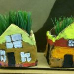 Herb Houses: Image from http://www.pinterest.com/artnfusion/ceramic-ideas-for-kids/