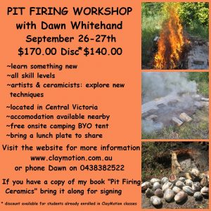 Pit Firing Workshop