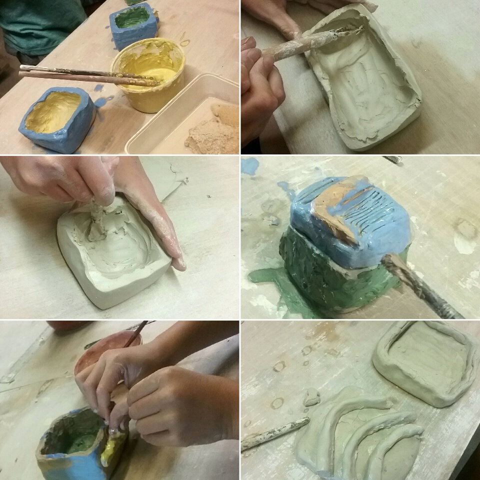 claymotion childrens classes