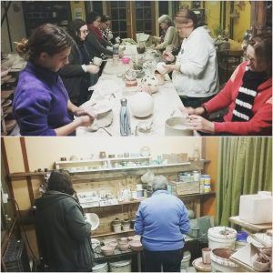 ClayMotion Pottery Classes Ballarat