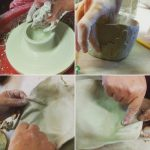 ClayMotion pottery classes Ballarat Victoria Australia