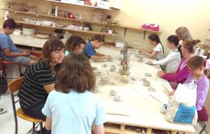 Childrens Pottery Classes Wednesday Afternoon @ ClayMotion