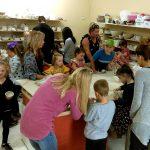 Family drop in days Pottery ClayMotion Ballarat Victoria