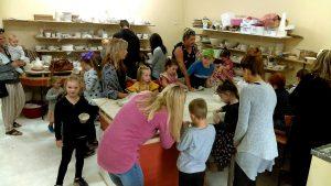 Family Pottery ClayMotion Ballarat Victoria