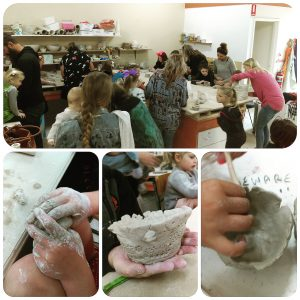 Drop in Day Pottery in Ballarat at ClayMotion