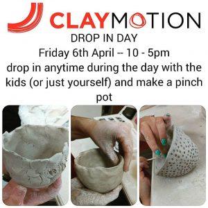 Open day Claymotion Ballarat Victoria