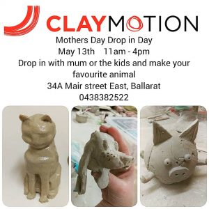 ClayMotion Pottery Classes Ballarat Victoria