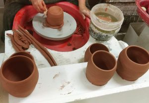 Tuesday Adults Pottery Class @ ClayMotion