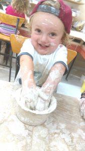 Mums & Bubs Pottery Claymotion Ballarat Victoria