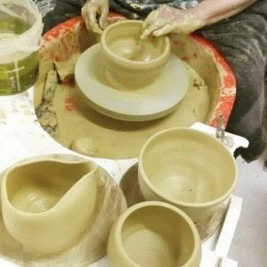 Adults Pottery Classes - Wednesday Morning @ ClayMotion
