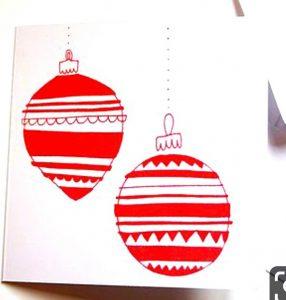 School Holiday Program Printimaking Christmas Cards at ClayMotion Ballarat Victoria
