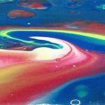 acrylic pouring workshop ClayMotion Ballarat Victoria