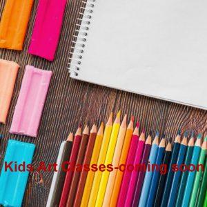 Childrens' art classes at ClayMotion Ballarat Victoria