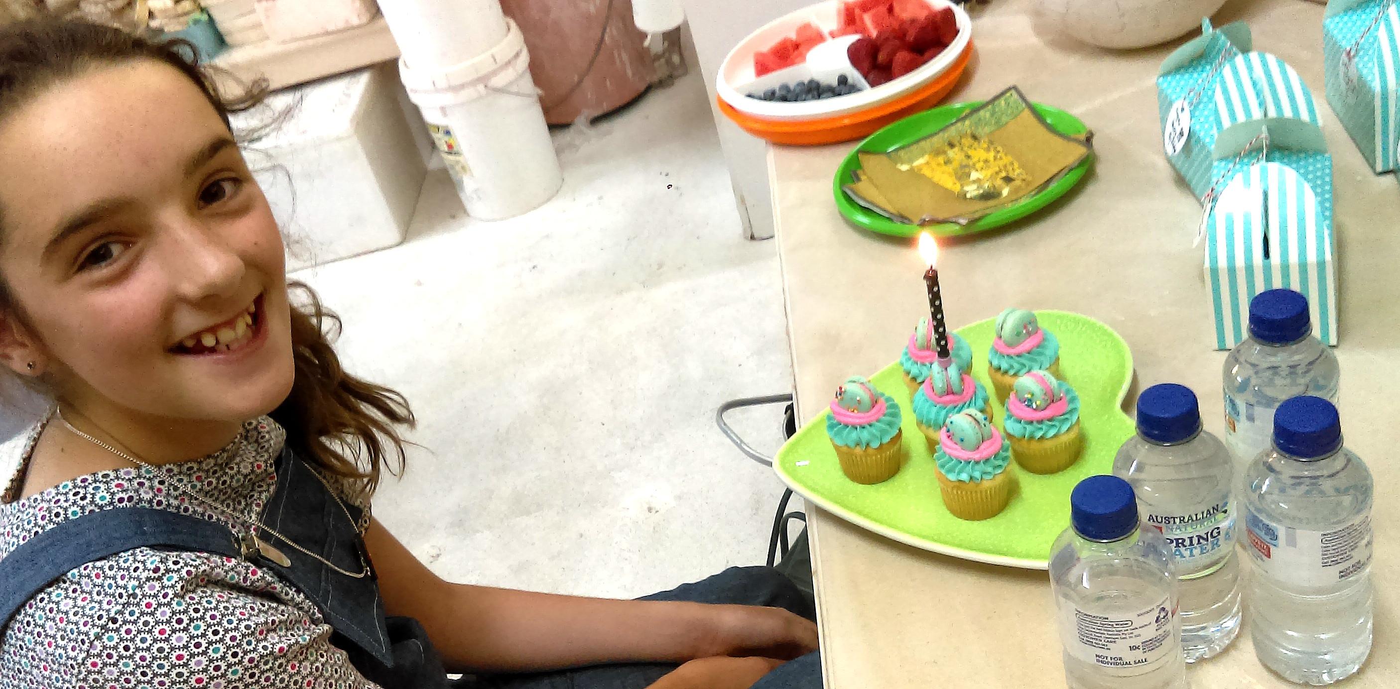 birthday parties ClayMotion Ballarat Victoria
