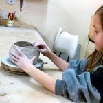 Childrens Pottery Classes at ClayMotion Ballarat Victoria