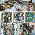 School Holiday Mosaics at ClayMotion Ballarat Victoria